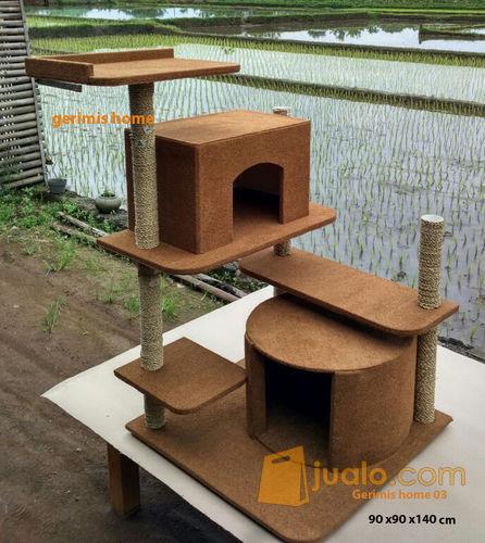 Condo Cat / Rumah Kucing Jakarta Selatan