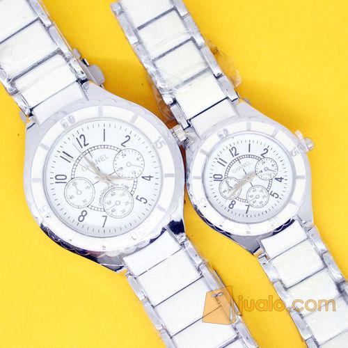 Jam Tangan Chanel Couple 02 (7090433) di Kab. Jember