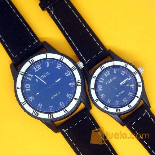 Jam Tangan Fossil Couple Watch 03 (7090655) di Kab. Jember