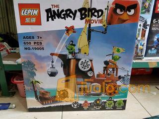 Lego Angry Bird Perahu Terbaru 2016 Murah Lucu Bagus Tangerang Jualo