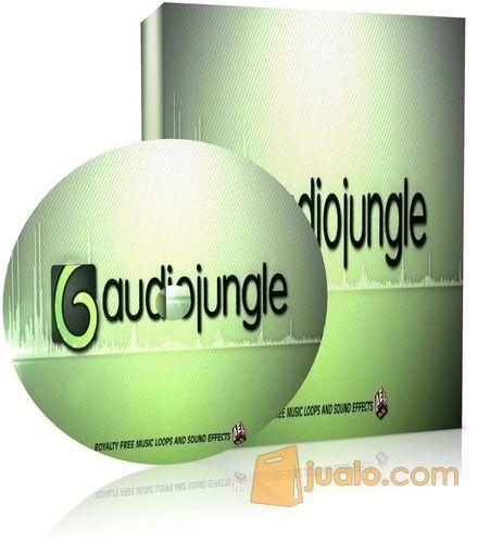 AUDIOJUNGLE - Paket Audio Jungle Paling Lengkap (7141151) di Kota Jakarta Selatan
