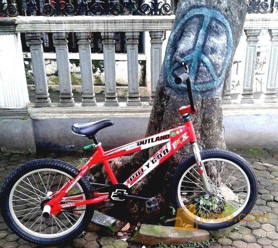 Bmx Keren Polygon Razor Freestyle Limited Edision Size 20 Inch Jakarta Timur Jualo