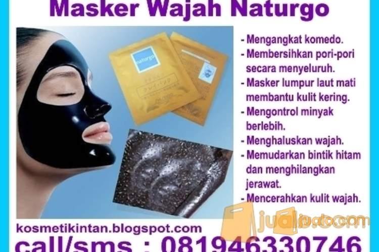 Perawatan Kecantikan Kulit Wajah Pemutih Wajah Alami Masker Wajah Naturgo 081946330746 Malang Jualo