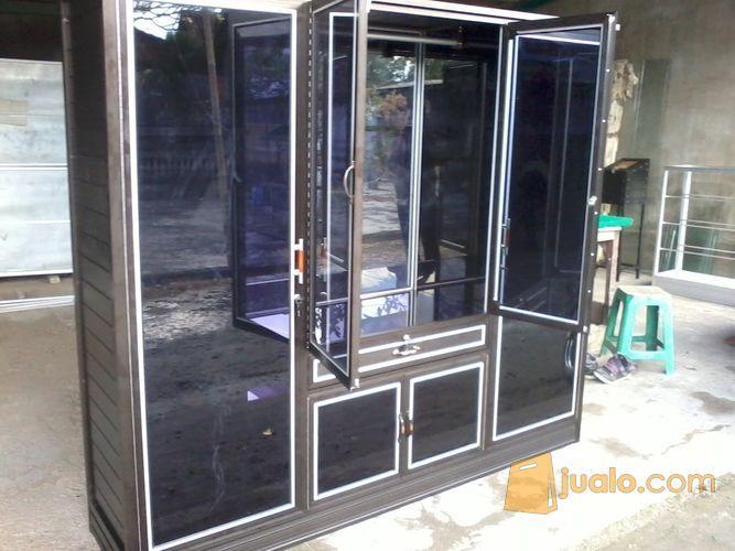 Lemari Baju Aluminium Dan Kaca Kab Tabanan Jualo