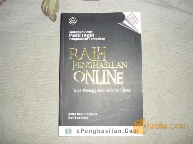 Raih penghasilan onli buku ekonomi bisnis 7279243