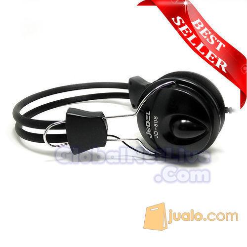 Headphone Jedel JD-808 Dynamic Stereo (7354827) di Kota Magelang