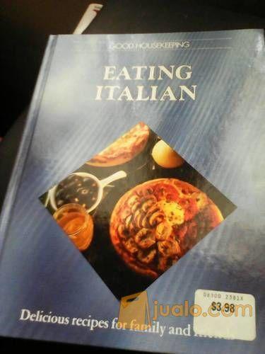 Eating italian cook b buku majalah 7398887
