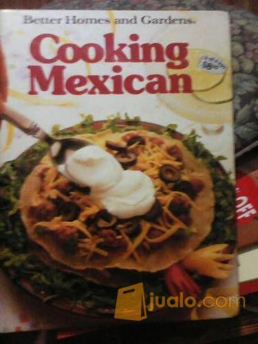 Cooking mexican buku majalah 7398903