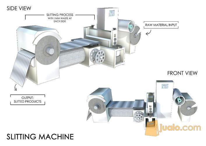 Slitting Machine (7402113) di Kota Jakarta Barat