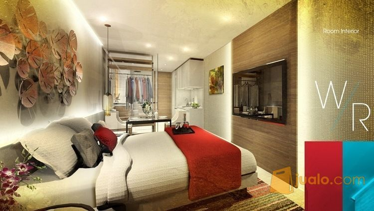 Apartemen WR Louis Kienne Full Furnished Simpang Lima