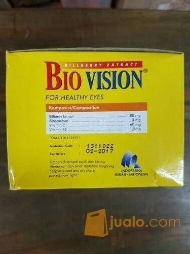 Biovision kapsul isi 10 (7533619) di Kota Jakarta Barat