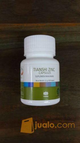 Tiens zinc capsules kesehatan kecantikan nutrisi dan suplemen 7534637