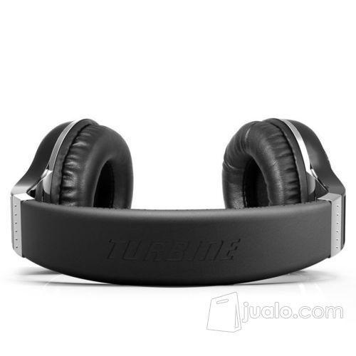 Original Bluedio H+ Turbine Hurricane Wireless Bluetooth Headphone (7543691) di Kota Jakarta Barat