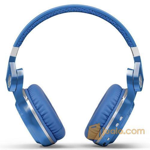 Original Bluedio T2+ Turbine Hurricane Wireless Bluetooth Headphone (7545649) di Kota Jakarta Barat