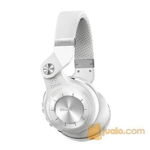 Original Bluedio T2+ Turbine Hurricane Wireless Bluetooth Headphone (7545653) di Kota Jakarta Barat