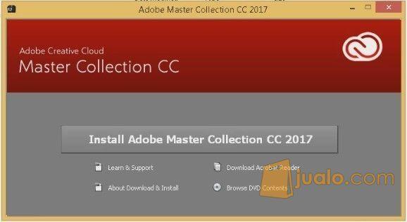 Adobe Master Collection CC 2017 FULL Version (7615607) di Kota Jakarta Selatan