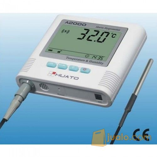 Jual HUATO A2000-EX Portable Temperature and Humidity Meter
