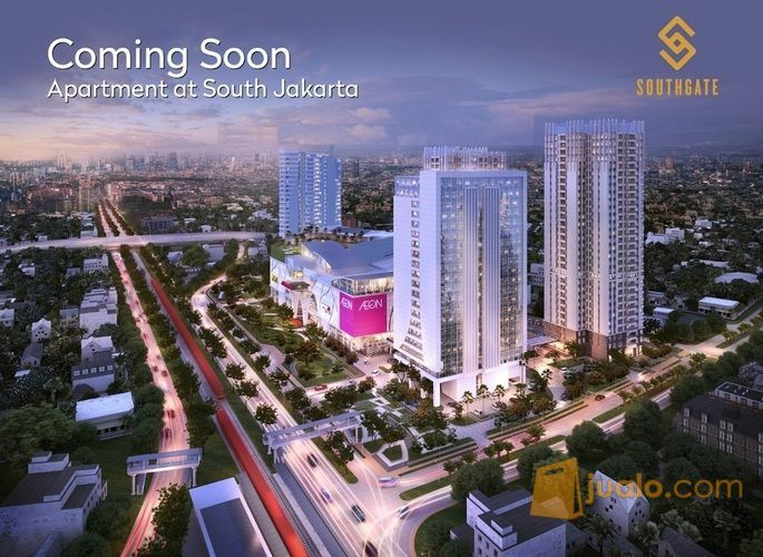 Southgate Residence Tb SImatupang Jakarta Selatan tipe 1BR (7740963) di Kota Jakarta Selatan