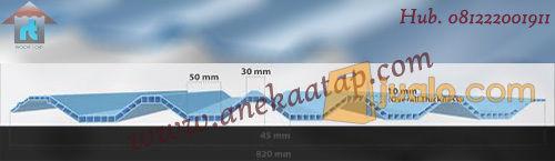 Rooftop blitar murah properti properti lainnya 7769711