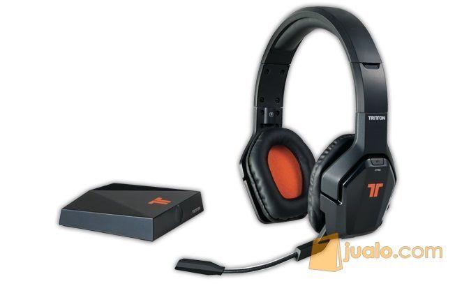 X360 Primer Wireless Stereo Headset (7865331) di Kota Jakarta Barat