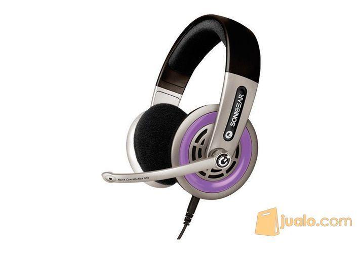 Sonicgear HS 2000 Pro Purple (7865449) di Kota Jakarta Barat