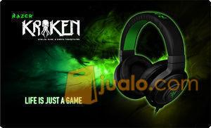 Razer Kraken gaming & music headset Black (7866309) di Kota Jakarta Barat