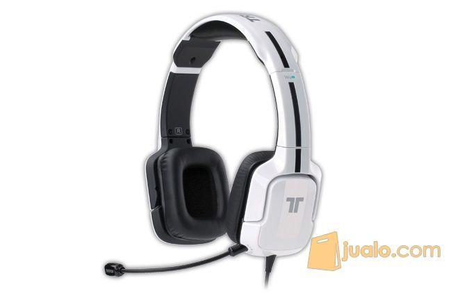 Wii U Tritton Kunai Stereo Headset White (7866327) di Kota Jakarta Barat