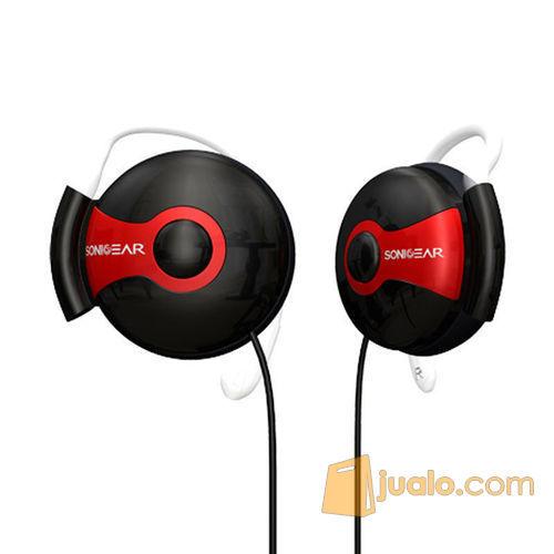 Sonicgear Nano Clip 200 Red (7866605) di Kota Jakarta Barat