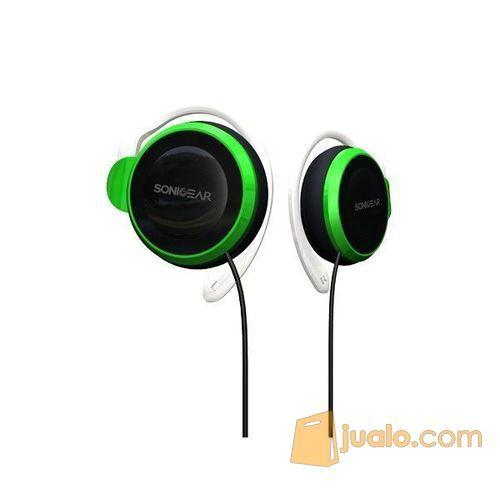 Sonicgear Nano Clip 100 Green (7866919) di Kota Jakarta Barat