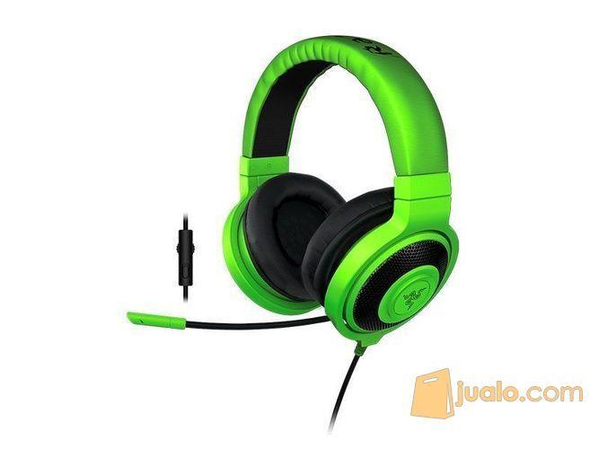 Razer Kraken Pro 2015 - Analog Gaming Headset Green (7867285) di Kota Jakarta Barat