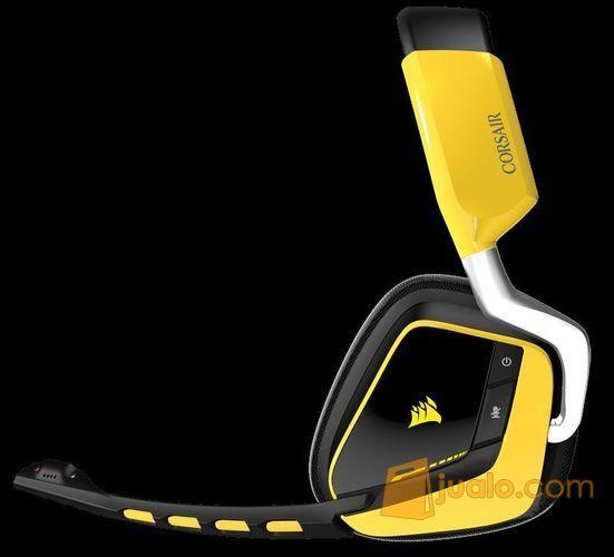 Corsair Void Special Edition Yellowjacket Wireless (7867575) di Kota Jakarta Barat