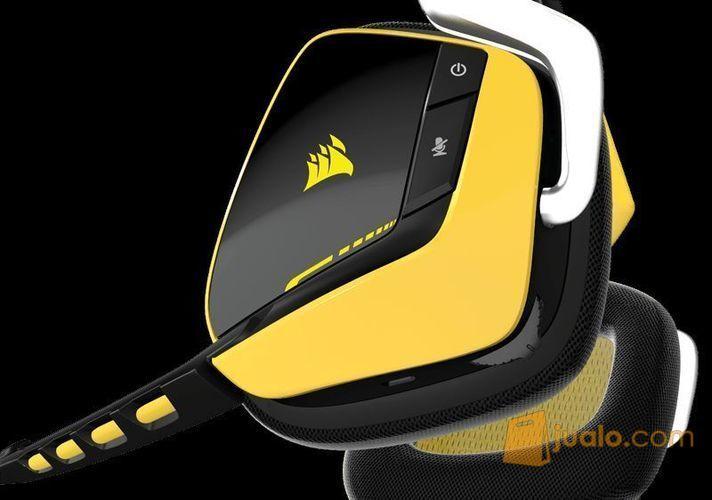 Corsair Void Special Edition Yellowjacket Wireless (7867583) di Kota Jakarta Barat