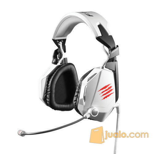 PC MCZ F.R.E.Q.5 Headset White (7867729) di Kota Jakarta Barat