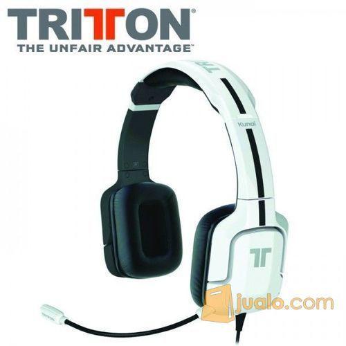 Univ Kunai Stereo Gaming Headset White (7868591) di Kota Jakarta Barat
