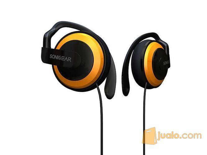 Sonicgear Nano Clip 300 Orange (7868895) di Kota Jakarta Barat