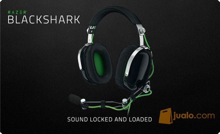 Razer BlackShark - Expert 2.0 (Green) Gaming Headset (7869657) di Kota Jakarta Barat