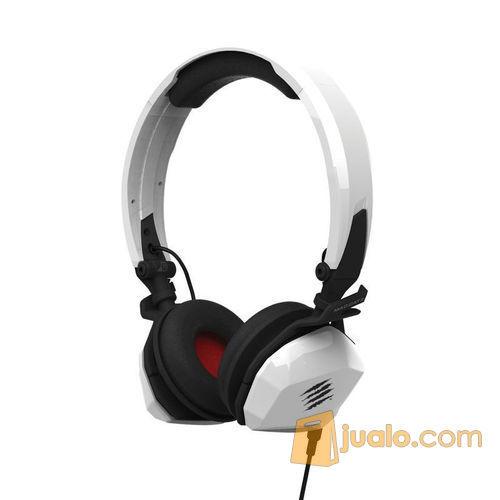 Mad Catz F.R.E.Q.M Wired Headset White (7870055) di Kota Jakarta Barat