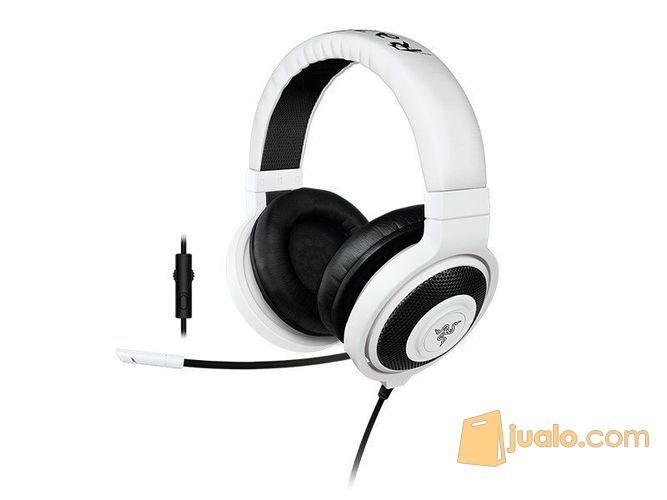 Razer Kraken Pro 2015 - Analog Gaming Headset White (7871463) di Kota Jakarta Barat