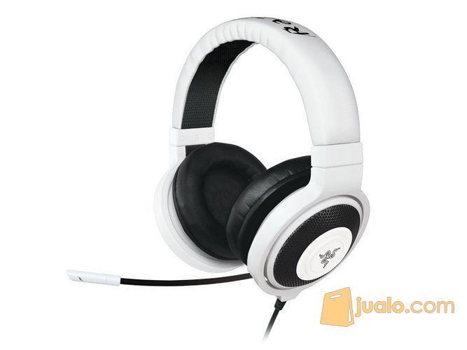 Razer Kraken Pro White Analog Gaming Headset (7871535) di Kota Jakarta Barat