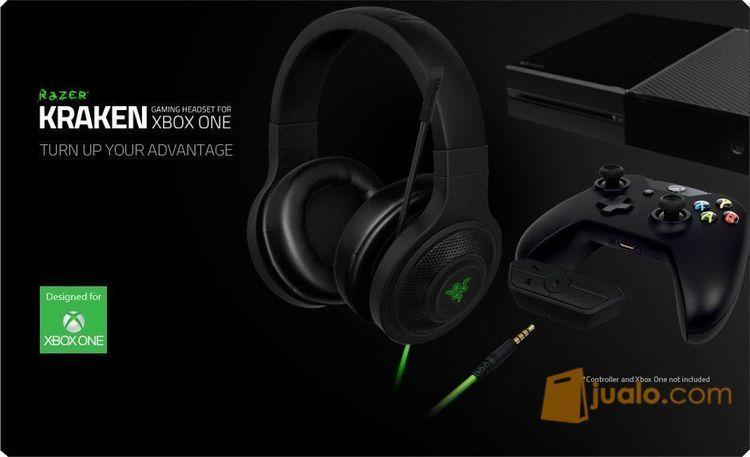 Razer Kraken Xbox One Gaming Headset (7871813) di Kota Jakarta Barat