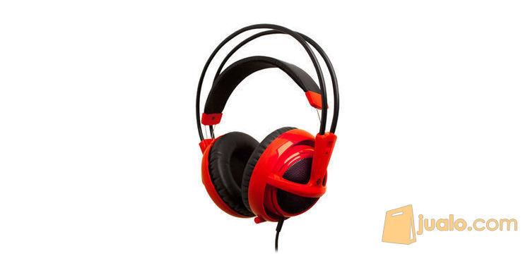 Steelseries Siberia Full-size Headset V2 Red (7872267) di Kota Jakarta Barat
