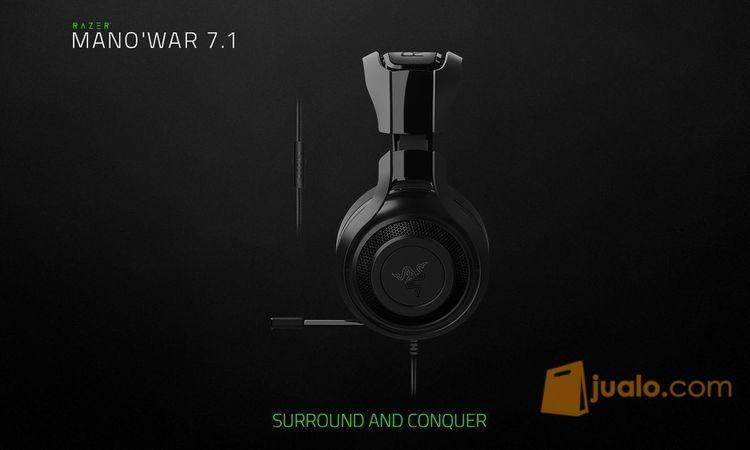 Razer ManO'war - 7.1 Analog / Digital Gaming Headset (7872741) di Kota Jakarta Barat