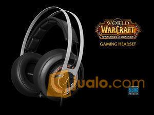 SteelSeries Siberia Elite World of Warcraft (7872791) di Kota Jakarta Barat