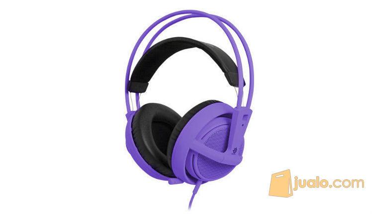Steelseries Full-size Headset V2 Purple (7872819) di Kota Jakarta Barat