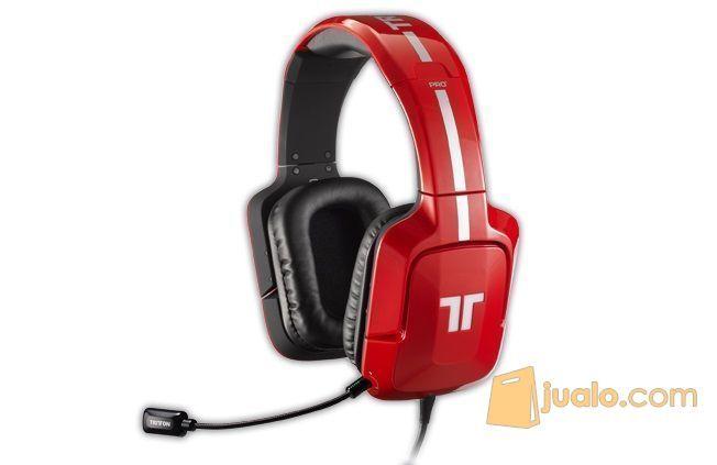 Univ Tritton Pro+5.1 True Surround Headset Red (7872857) di Kota Jakarta Barat