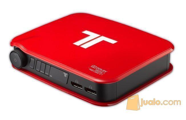 Univ Tritton Pro+5.1 True Surround Headset Red (7872863) di Kota Jakarta Barat
