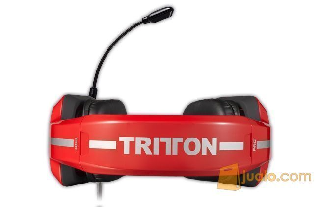 Univ Tritton Pro+5.1 True Surround Headset Red (7872867) di Kota Jakarta Barat
