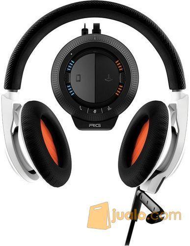 Plantronics Rig System Gaming Headset White (7873305) di Kota Jakarta Barat