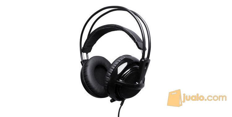Steelseries Full-size Headset V2 Black (7873473) di Kota Jakarta Barat