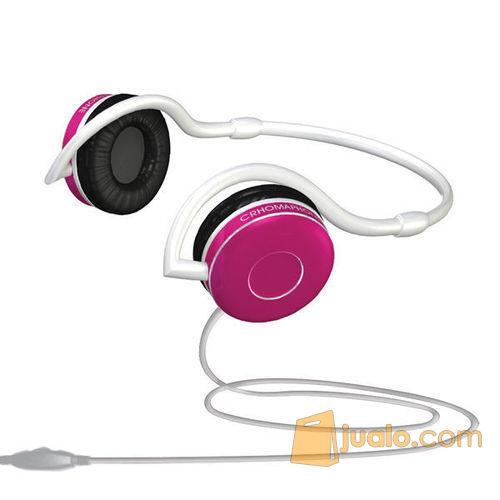 Sonicgear Chromaphone N4 Pink (7873807) di Kota Jakarta Barat